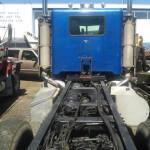 Truck Washing fleet washing langley