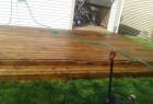 Deck Pressure Washed